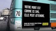 Routes d'Europe : alerte rouge sur les smartphones et le GPS au volant
