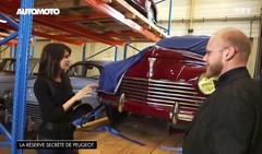 Emission Automoto : Réserve secrète de Peugeot; Kodiaq vs 5008; e-Golf