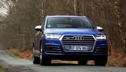 Essai Audi SQ7 TDI V8T : Poussez-vous !