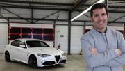 Essai Alfa Romeo Giulia Quadrifoglio par Soheil Ayari : Dr Jekyll et Mr Hyde