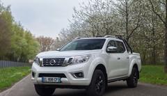 Nissan Navara : nouvelle série limitée Trek-1°
