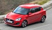 Essai Suzuki Swift 2017