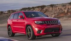 Jeep Grand Cherokee Trackhawk : Le plus musclé des SUV