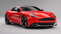 Aston Martin Vanquish S Red Arrows : une édition aux couleurs de la RAF