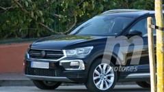 Le Volkswagen T-Roc se dévoile