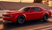 Dodge Challenger Demon : La voilà !