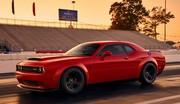 La Dodge Challenger Demon va bientôt répandre le mal