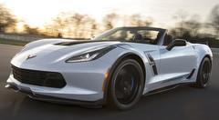 Chevrolet Corvette Carbon 65 : Le cadeau des 65 ans