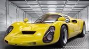 Kreisel construit une réplique électrique de la Porsche 910