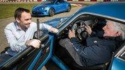 Vidéo Alpine A110 vs Berlinette : le choc des générations