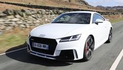 Essai Audi TT Rs Coupé TFSI 400 2017 : Le cap des 400 rugissants