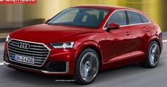 Le SUV-coupé Audi Q4 confirmé pour 2019