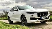 Essai Maserati Levante Diesel : Le SUV frappé du trident