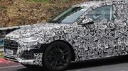 L'Audi Q8 est de sortie