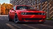 Dodge Challenger SRT Demon : la voiture de tous les records