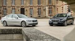 Essai : La BMW Série 5 (2017) défie la Mercedes Classe E