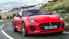 La Jaguar F-Type adopte un 4 cylindres