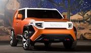 Toyota FT-4X Concept : intrigant concept