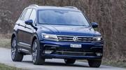 Essai Volkswagen Tiguan Highline 2.0 TDI R-Line : Il joue dans la cour des grands !