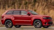 Jeep lance le SUV le plus puissant au monde !