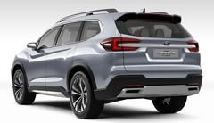 Subaru Ascent Concept : on se rapproche de la série