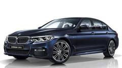 BMW: La Série 5 aussi avec empattement long