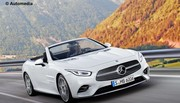 Mercedes SL : Plus sportive que jamais !