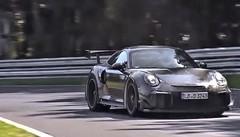 Porsche : plus de 700 ch pour la prochaine 911 GT2 RS