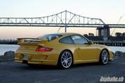 Essai préliminaires Porsche 997 GT3