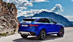Le Jaguar F-Pace remporte le titre de World Car Of The Year