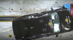 Sécurtié : 5 étoiles pour la BMW Série 5 (2017) aux tests Euro NCAP