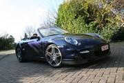 Essai Porsche 911 Turbo Cabriolet : deux turbos comme sèche-cheveux