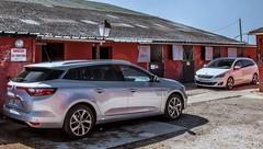 Essai : Renault Mégane 4 Estate contre Peugeot 308 SW