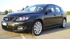 Marche arrière : La Mazda 3 MPS