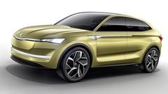 Skoda Vision E : avenir électrique