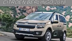 Citroën Berlingo : la nouvelle génération arrive en 2018