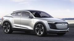 Audi e-tron Sportback : Un SUV-coupé électrique aux Anneaux en 2019