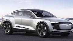Audi e-tron Sportback concept : un pas de plus vers le SUV électrique