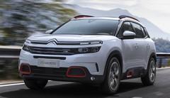Citroën C5 Aircross 2018 : Le grand SUV selon Citroën