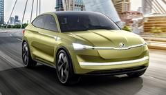 Skoda Vision E : Le futur électrique