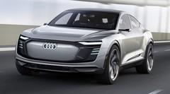 Audi e-tron Sportback Concept: Un avant-goût du futur SUV électrique !
