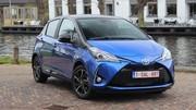 Essai Toyota Yaris restylée (2017) : l'amélioration continue