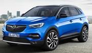 Opel Grandland X 2017 : voici le cousin du Peugeot 3008 !