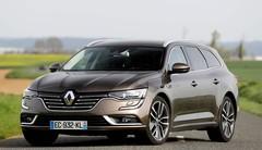 Essai Renault Talisman Estate dCi 110
