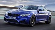 BMW M4 CS : formule enrichie