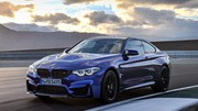 BMW M4 CS : La GTS assagie