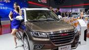Salon de Shanghai : le 1er marché auto mondial vise la campagne