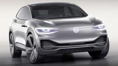 I.D Crozz : le premier SUV 100 % électrique de Volkswagen dévoilé à Shanghai