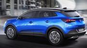 Opel Grandland X 2018 : La famille sous X s'agrandit