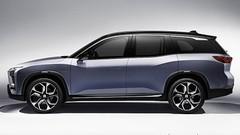 ES8 : la première Nio de série est un SUV électrique